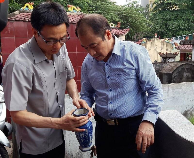 Phó Thủ tướng Vũ Đức Đam: Công tác phòng chống dịch sốt xuất huyết phải thường xuyên