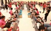 Giảm thời gian chờ đợi khoảng 10 lần nhờ đăng ký hiến máu online