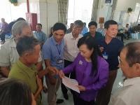 Bộ trưởng Bộ Y tế thăm và làm việc tại tỉnh Hà Nam