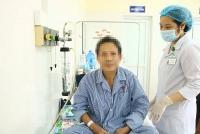 Phẫu thuật cắt u phổi trái và nối động mạch dưới đòn cho bệnh nhân