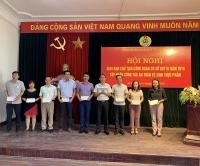 Công đoàn ngành Y tế Hà Nội: Triển khai nhiệm vụ quý III năm 2019