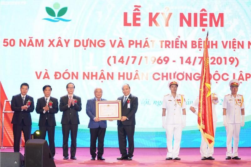thu tuong nguyen xuan phuc du le ky niem 50 nam xay dung va phat trien benh vien nhi trung uong