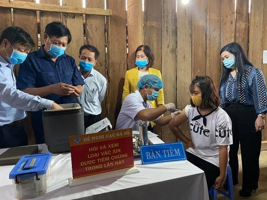 Bộ Y tế: Không để dịch bệnh bạch hầu lan rộng và kéo dài