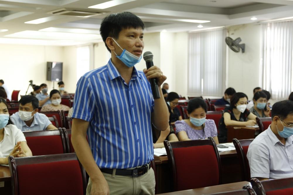 Hội nghị Ban Chấp hành Công đoàn ngành Y tế Hà Nội lần thứ XVI