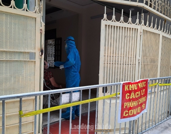 Hà Nội trưng dụng 10 khu tái định cư làm bệnh viện dã chiến