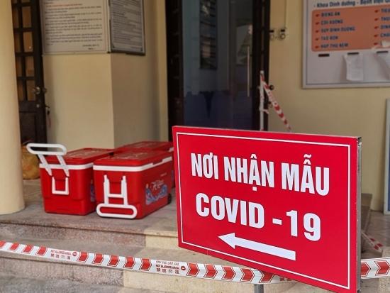 Sáng 23/7: Hà Nội ghi nhận thêm 21 ca mắc Covid-19