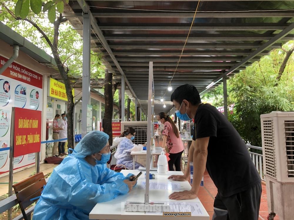Các bệnh viện hỗ trợ tiếp nhận điều trị bệnh nhân tại Bệnh viện Phổi Hà Nội