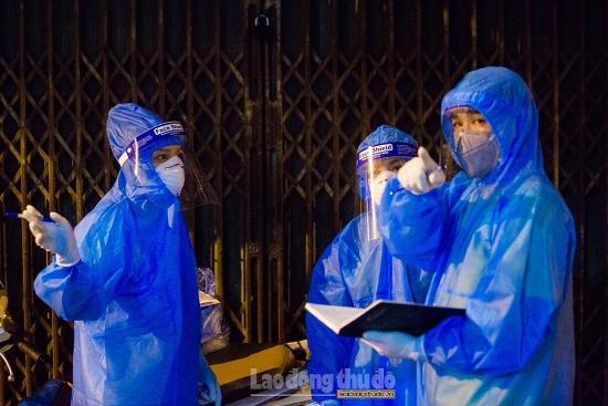 Ngày 3/8: Hà Nội có 66 ca mắc Covid-19