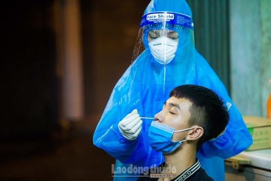 Trưa 31/7: Hà Nội thêm 26 ca mắc Covid-19, trong đó có 2 ca liên quan Bệnh viện Phổi Hà Nội