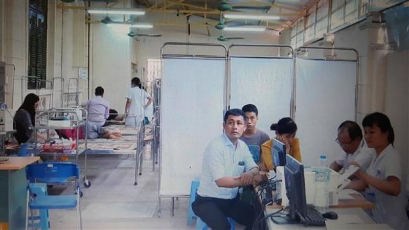 Bệnh viện Xanh Pôn thành lập khu điều trị riêng bệnh nhân sốt xuất huyết