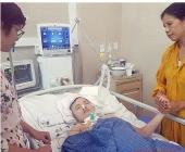 Hy hữu thai phụ sinh con trong tình trạng vẫn hôn mê, mất ý thức