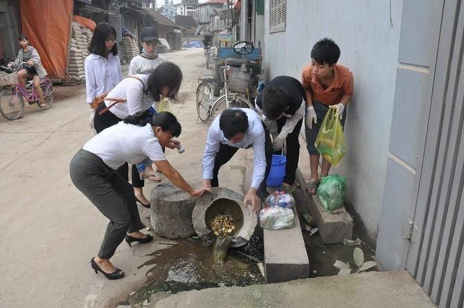 Hà Nội: Nghiên cứu lập đội đặc nhiệm chống dịch sốt xuất huyết