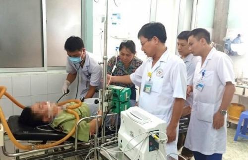 Cứu sống bệnh nhân lên cơn hen phế quản ngừng tim ngừng thở