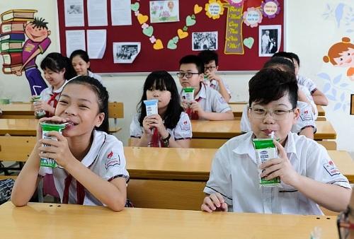 Sẽ công khai minh bạch trong quy chuẩn Sữa học đường