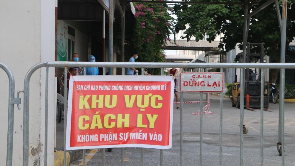 Ngày 9/8: Hà Nội ghi nhận thêm 70 ca mắc Covid-19