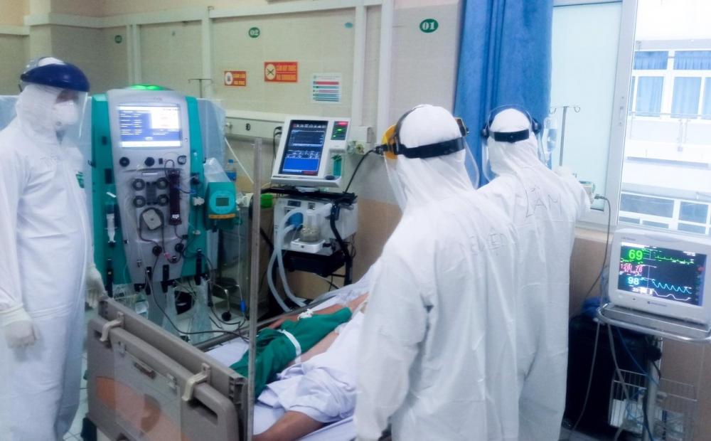 Hà Nội chủ động xây dựng phương án đáp ứng ô xy y tế trong tình huống có 40.000 ca Covid-19