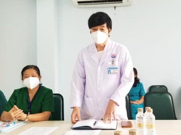 Bệnh viện điều trị Covid-19 Trưng Vương: Đã tiếp nhận và điều trị cho 2.232 bệnh nhân Covid-19