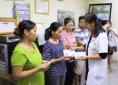 Bệnh viện Phụ sản Hà Nội: Hỗ trợ nhiều gia đình thiệt hại trong vụ hoả hoạn