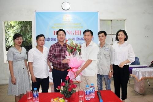 Hội nghị thành lập Công đoàn cơ sở Công ty TNHH công nghệ Đài Việt