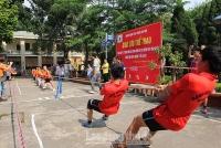 Sôi nổi giải thể thao các đơn vị y tế cụm phía Bắc sông Hồng 2019