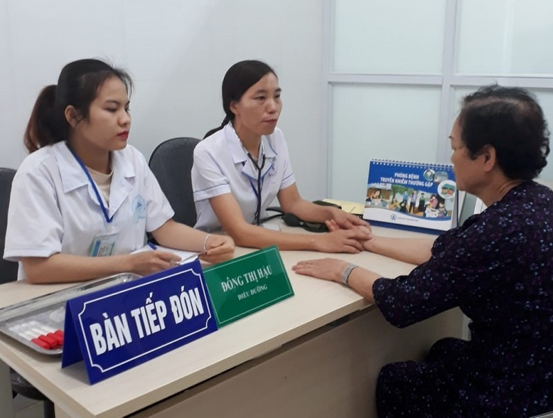 Hà Nội đẩy mạnh triển khai thực hiện mô hình trạm y tế điểm