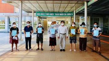 13 bệnh nhân Covid-19 tại Quảng Nam được công bố khỏi bệnh