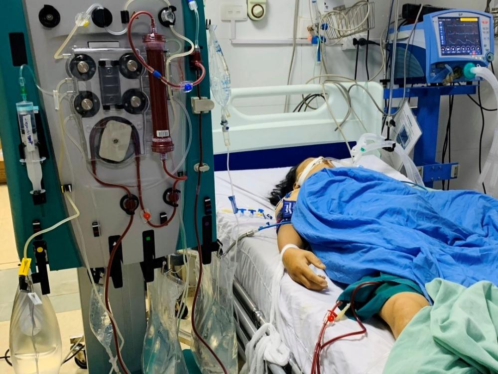 Hà Nội: Cứu thành công bệnh nhân ngộ độc nguy kịch vì tự ý dùng thuốc điều trị tiểu đường