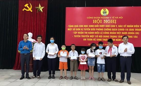 Công đoàn ngành Y tế Hà Nội: Tập huấn triển khai điều lệ Công đoàn Việt Nam