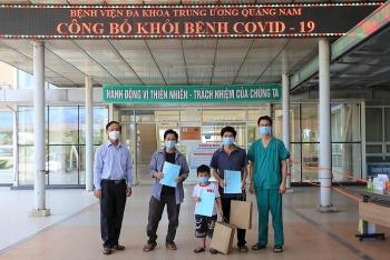 8 bệnh nhân mắc Covid-19 được công bố khỏi bệnh