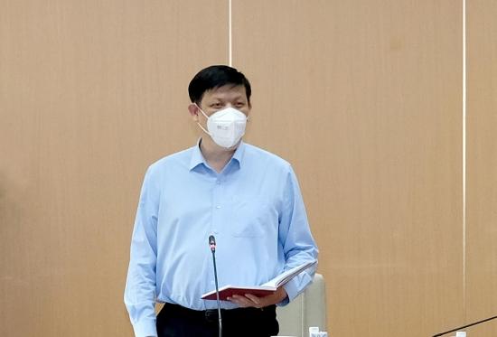 Bộ Y tế chuẩn bị chiến lược phòng, chống dịch năm 2022