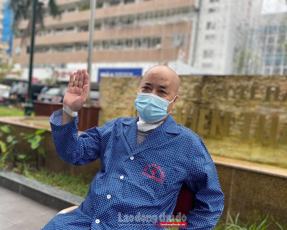 Kỳ tích F0 đầu tiên được hồi sinh nhờ ECMO tại Bệnh viện Thanh Nhàn