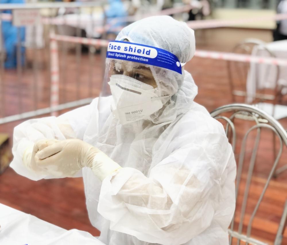 Chùm ca bệnh mới tại quận Long Biên đã ghi nhận 12 ca dương tính
