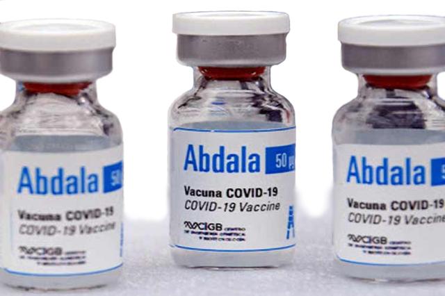 Bộ Y tế phê duyệt có điều kiện vắc xin Covid-19 Abdala của Cuba