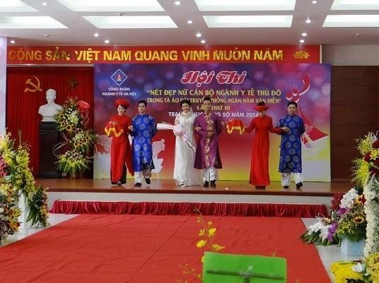 Tuyên truyền kỷ niệm 88 năm Ngày phụ nữ Việt Nam