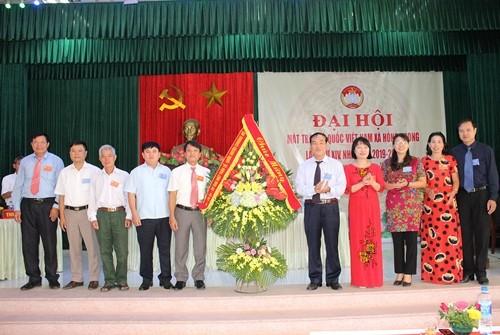 Xã Hồng Phong (Chương Mỹ): Tỷ lệ hộ nghèo giảm còn 1,74%.