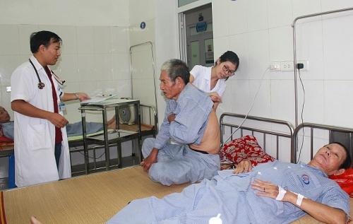 Đẩy mạnh các hoạt động chăm sóc sức khỏe người cao tuổi