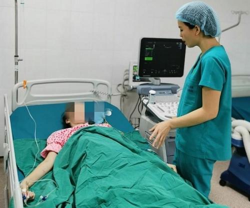 Bệnh viện Phụ sản Hà Nội: Làm chủ kỹ thuật can thiệp bào thai
