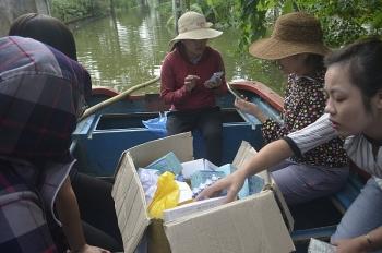 8 biện pháp phòng, chống dịch bệnh mùa mưa bão