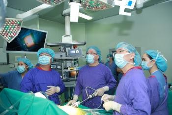 Phẫu thuật thu nhỏ dạ dày cho người bệnh béo phì