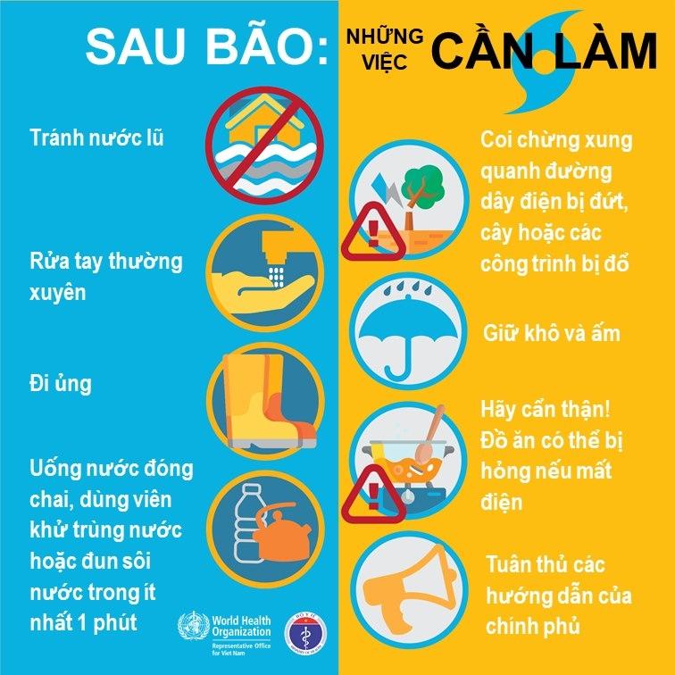 Bộ Y tế hướng dẫn cách xử lý nước sinh hoạt khi mưa lũ