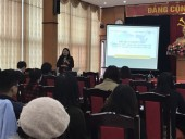 Hội thảo về tuyên truyền giao tiếp ứng xử trong ngành Y tế