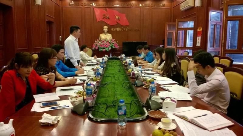 LĐLĐ huyện Ứng Hòa: Nhiều sáng tạo trong hoạt động công đoàn năm 2018