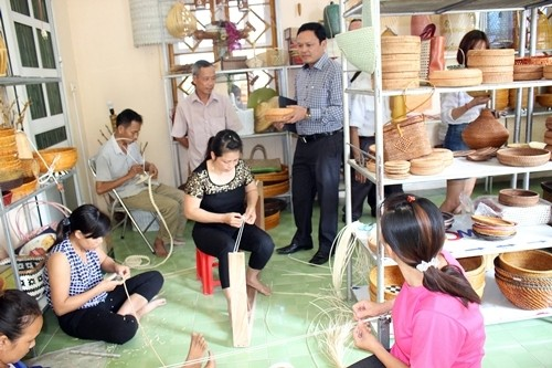 Chương Mỹ: Đào tạo nghề cho lao động nông thôn