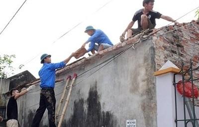 Chương Mỹ: Hỗ trợ xây, sửa chữa nhà ở cho 538 hộ nghèo trên địa bàn