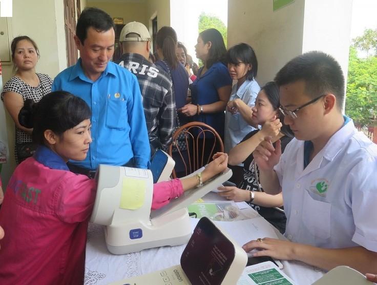 Triển khai phát động Chương trình sức khỏe Việt Nam