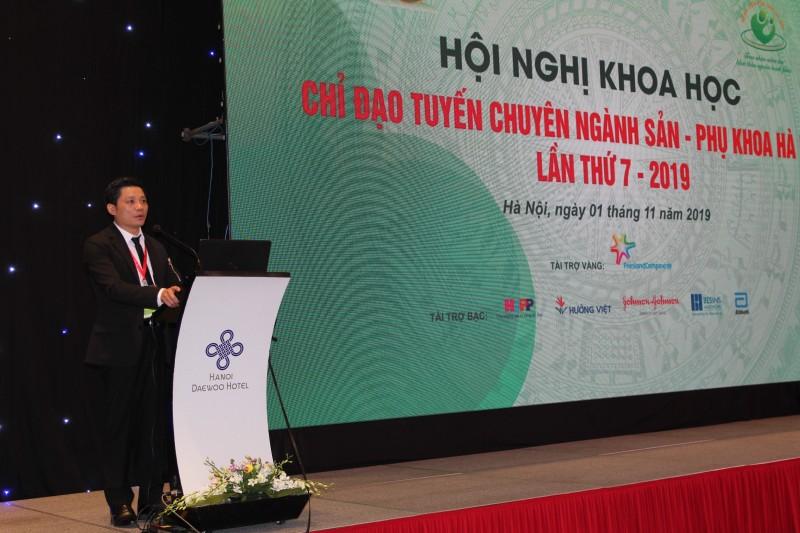 Bệnh viện Phụ sản Hà Nội: Chia sẻ kỹ thuật mới chuyên ngành sản phụ khoa