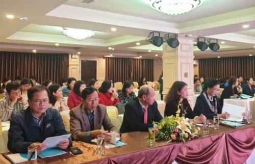 Hơn 100 đại biểu được tập huấn công tác dân số