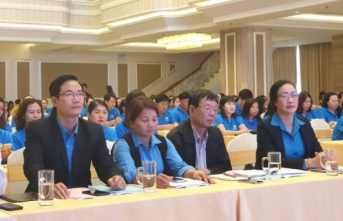 150 đại biểu được tập huấn công tác y tế dự phòng và an toàn thực phẩm