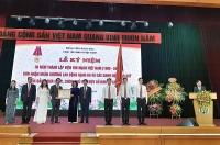 Phó Chủ tịch nước Đặng Thị Ngọc Thịnh dự lễ kỷ niệm 30 năm Viện Tim mạch Việt Nam