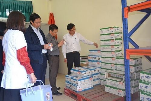 Kiểm soát nguồn gốc thực phẩm để chống ngộ độc trong trường học